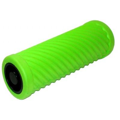 Ролик массажный Pros Pro 45 x 12 см зеленый
