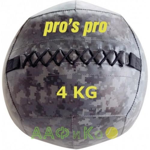 Набивной мяч Wall Ball 4кг
