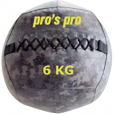 Мяч набивной pros pro Wall Ball 6 кг