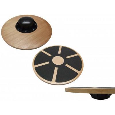 Балансборд ( Balance Board)деревянный  (балансировочная доска)