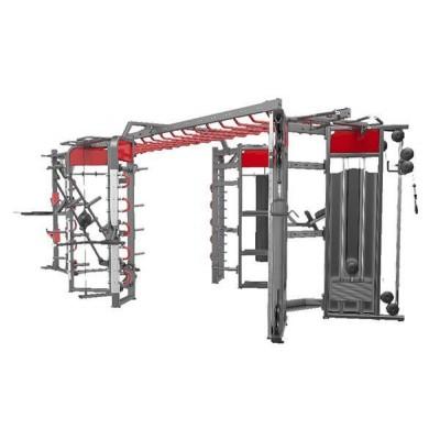 Рама DHZ для функциональных тренировок. Габарит 6800x3500x2560