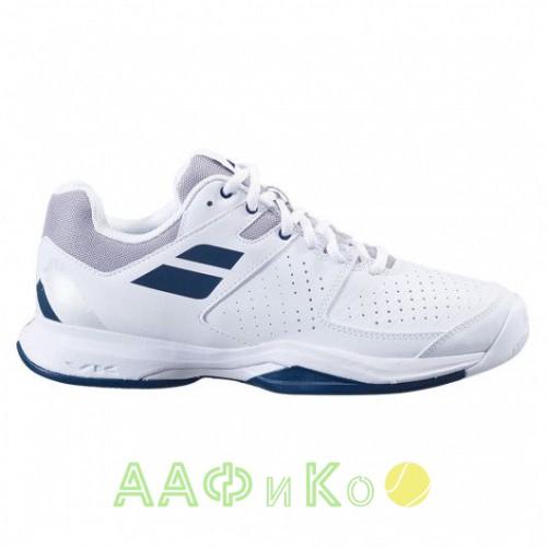 Кроссовки теннисные Babolat PULSION ALL COURT M (белый/синий)
