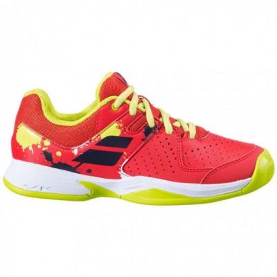 Кроссовки теннисные Babolat PULSION ALL COURT JR (красный)