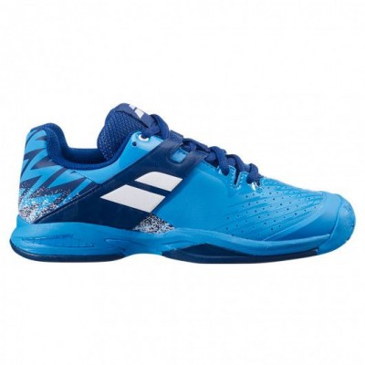 Кроссовки теннисные Babolat PROPULSE AC JUNIOR (синий)