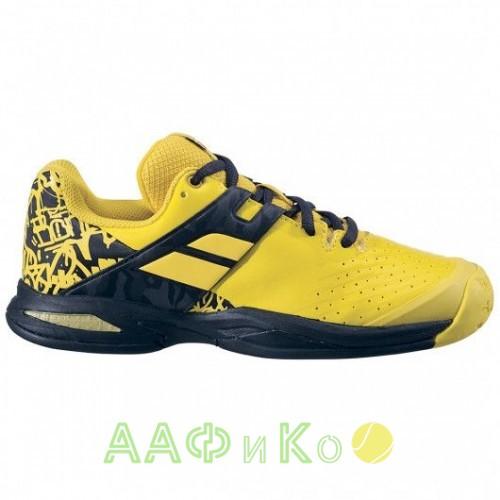 Кроссовки теннисные Babolat  PROPULSE AC JUNIOR (желтый)