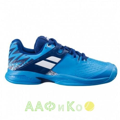 Кроссовки теннисные Babolat PROPULSE CLAY JUNIOR (синий)