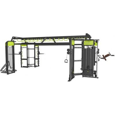 Рама DHZ для функциональных тренировок. Габарит 8700х5000х2560