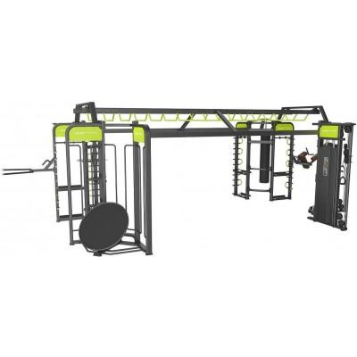 Рама DHZ для функциональных тренировок. Габарит 7700х5000х2560