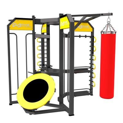Рама DHZ для функциональных тренировок. Габарит 3310х2530х2360