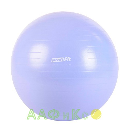 Гимнастический мяч PROFI-FIT, диаметр 65 см, антивзрыв