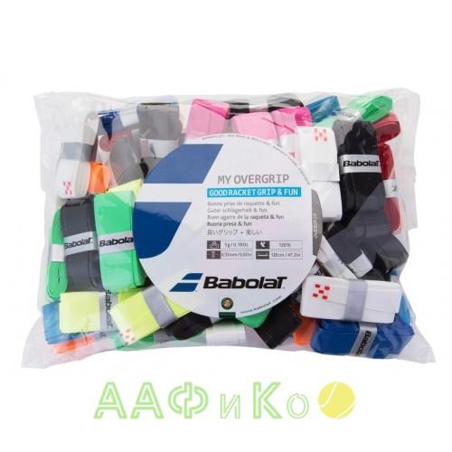 Намотка для теннисных ракеток  Babolat MY OVERGRIP REFILL X70 (656007-134)