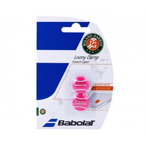 Виброгаситель для теннисной ракетки Babolat LOONY DAMP FRENCH OPEN / ROLAND-GARROS