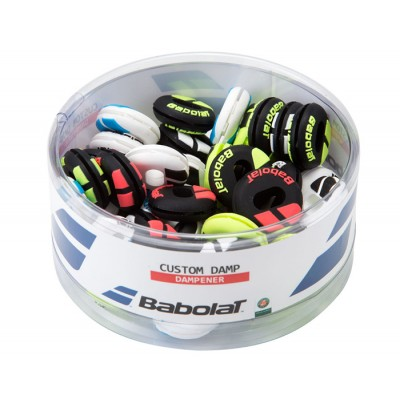 Виброгаситель для теннисной ракетки Babolat CUSTOM DAMP BOX  X48 (цена за 1 шт.)