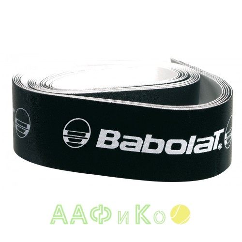 Лента защитная Babolat SUPER TAPE X5 (чёрный) 5 шт.