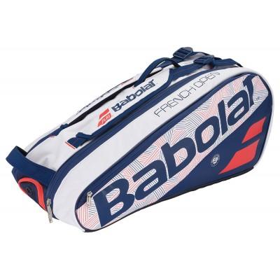 Чехол-сумка для ракеток Babolat RH6 PURE FRENCH OPEN / ROLAND-GARROS