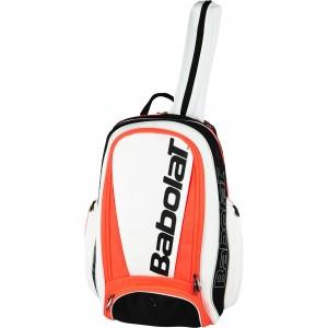 Рюкзак-сумка для теннисных ракеток  Babolat BACKPACK PURE STRIKE (белый/красный)