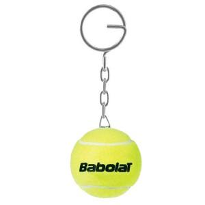 Брелок для ключей мяч теннисный сувенирный Babolat BALL KEY RING