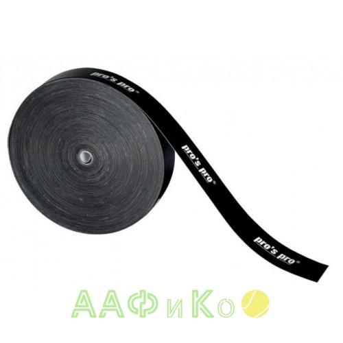 Защитная лента  Pro s pro Kopfschutzband 2.5см 25м черная