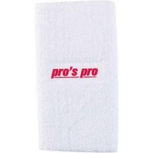 Напульсники для удаления пота Pros Pro XL белые