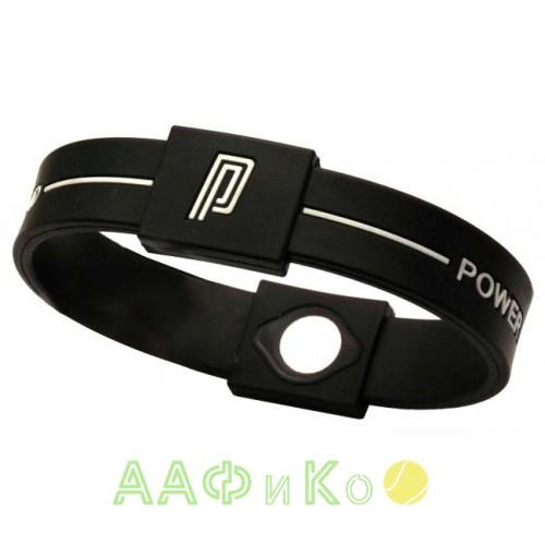 Браслет ионовый Sportarmband schwarz Medium