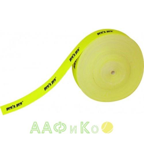 Защитная лента  Pro s pro Kopfschutzband 3см 50м neon-зеленый