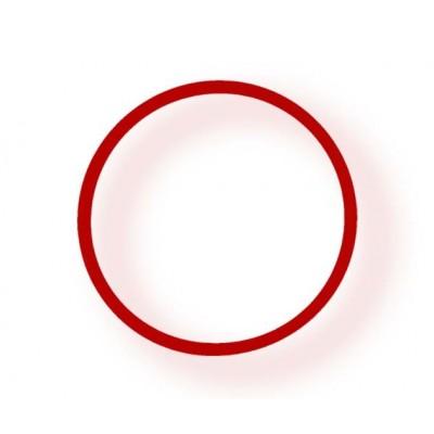 Браслет энергетический Power Band No. 4 LARGE красный