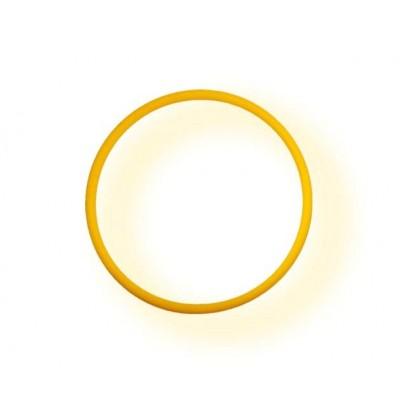 Браслет энергетический Power Band No.4 SMALL желтый