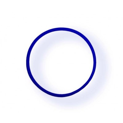 Браслет энергетический Power Band No.4 SMALL синий