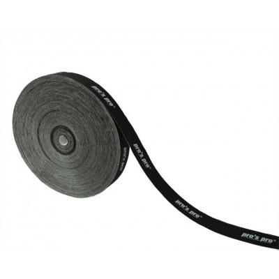 Защитная лента  Pro s pro Kopfschutzband 2.5см 50м черная
