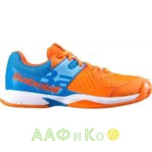 Кроссовки теннисные PULSA JUNIOR (оранжевый/синий)