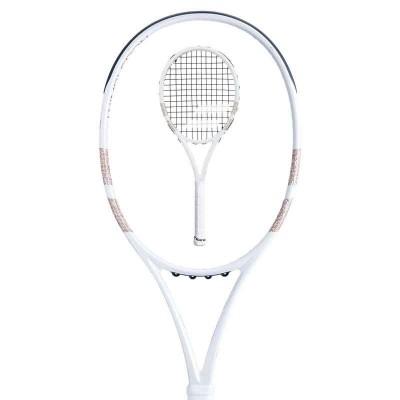 Ракетка теннисная сувенирная Babolat MINI STRIKE WIMBLEDON