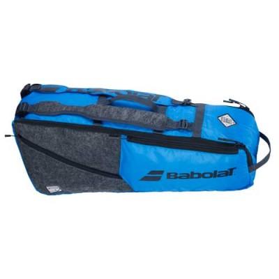 Чехол-сумка для ракеток Babolat RH X6 EVO (синий/серый)