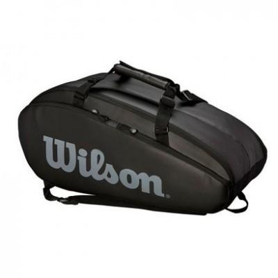 Чехол-сумка для ракеток Wilson Tour 2 Comp Large 9 Pack (чёрный)