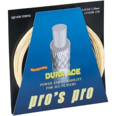 Струны для бадминтона PROS PRO Dura Ace 11м