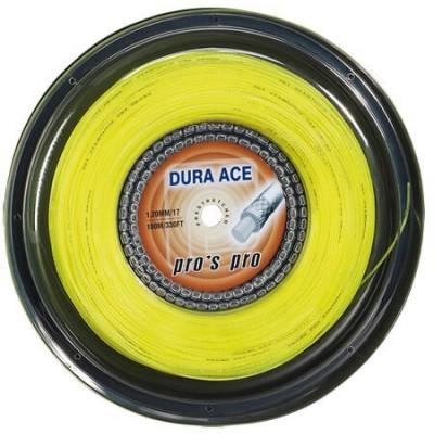 Струны для бадминтона PROS PRO Dura Ace 110м жёлтые