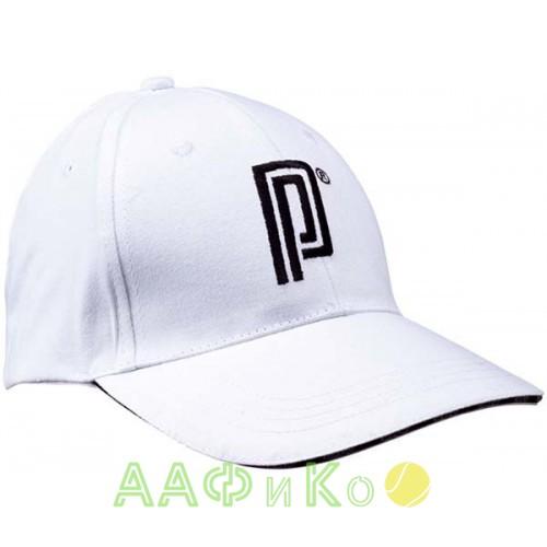 Кепка теннисная Pros Pro Kappe R018 белая