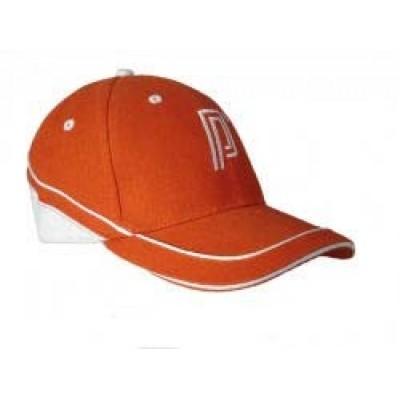 Кепка теннисная Pros Pro Kappe R001 оранжевая