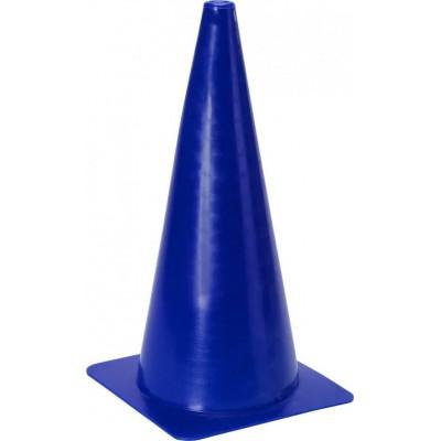 """Конус маркировочный 15 """"(38 см) синий - пилоны"""