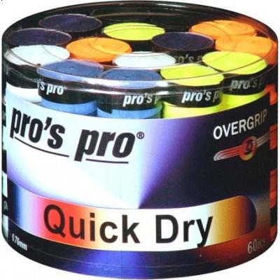 Намотка Pros Pro Quick Dry New 60шт/уп цветные