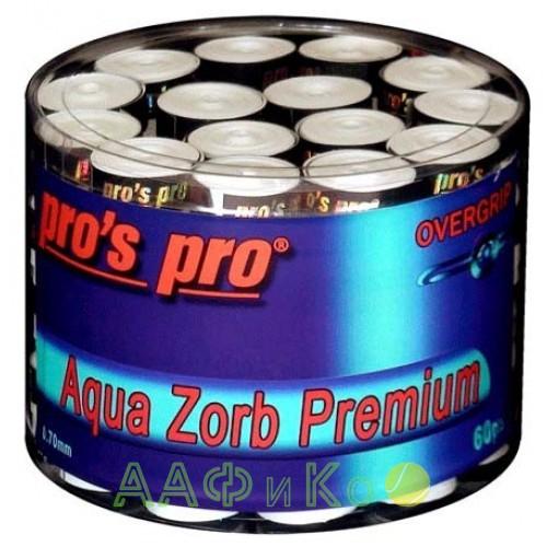 Намотка Pros Pro Aqua Zorb Premium 60шт/уп белые
