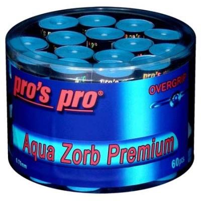 Намотка Pros Pro Aqua Zorb Premium 60шт/уп голубые