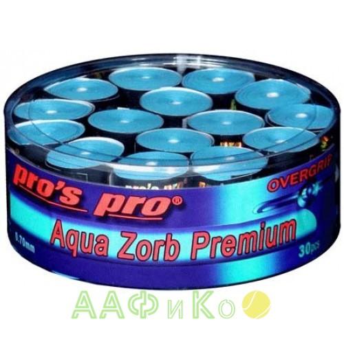 Намотка Pros Pro Aqua Zorb Premium 30 шт/уп голубые