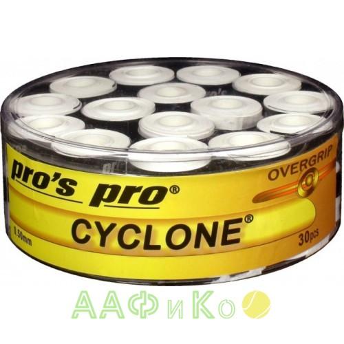 Намотка Pros Pro Cyclone Grip 30шт белые