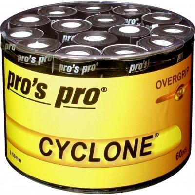 Намотка Pros Pro Cyclone Grip 60шт/уп черные