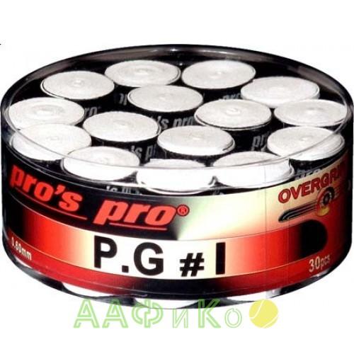 Намотка Pros Pro P.G. 1 30шт/уп белые
