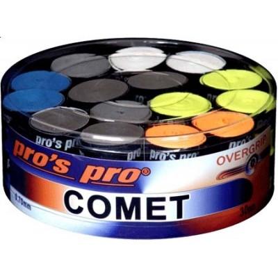 Намотка Pros Pro Comet Grip 30шт/уп цветные