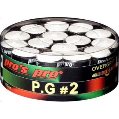 Намотка Pros Pro P.G. 2 30шт/уп белые