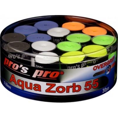 Намотка Pros Pro Aqua Zorb 55 30 шт/уп разноцветные