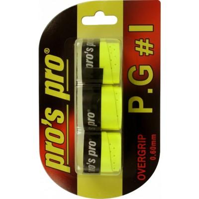 Намотка Pros Pro P.G. 1 3шт/уп lime