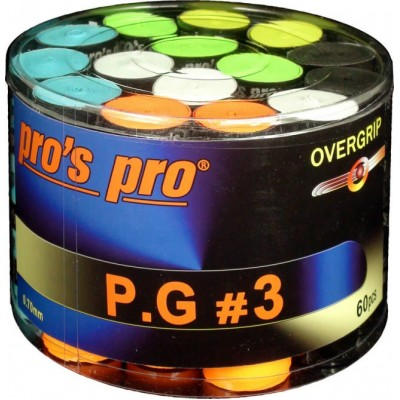 Намотка Pros pro P.G.3 60 шт/уп разноцветные